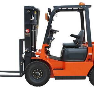 2 Ton CPQD20FB CPYD20FB gasoline forklift truck