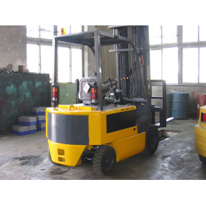 2.5 ton CPD25CB 3FP45 electric forklift truck