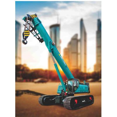 SWTC series 5-75 ton crawler crane with telescopic boom| crawler crane | telescopic boom crane for sale| crawler crane caterpillar