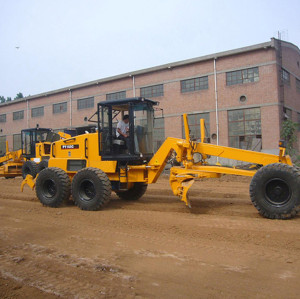 PY165C  170 HP motor grader (CE) | road grader | construction machinery