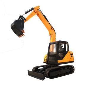 9 ton,CE90E small crawler excavator, 0.4m3 bucket (CE) |small excavator for sale | compact crawler excavator