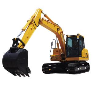 13.5 ton,MC136 small crawler excavator,0.55 m3 bucket |small excavator for sale | compact crawler excavator