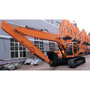 JY623ELD 23.9 TON LONG BOOM CRAWLER EXCAVATOR,0.55 M3 BUCKET|12.7 m long boom crawler excavator | long boom digger | heavy construction machinery