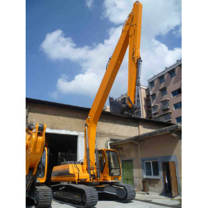 24.1 Ton JY623ELB 15m long boom crawler excavator | 0.55m3 Bucket  long boom crawler excavator | long boom digger | heavy construction machinery