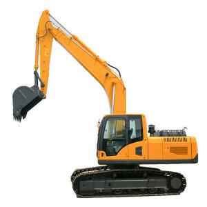 JY623E/ الحفارة  / قدرة الباكت 1مكعب / وزن التشغيل23 طنا / المحرك من الكومنز / SINO-CEM