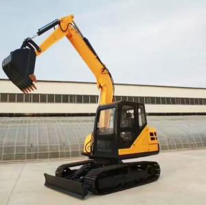 CE65 / الحفارة  / حفارة الزحافة / قدرة الباكت 0.21 مكعب / وزن التشغيل 6.5 طن  / SINO-CEM