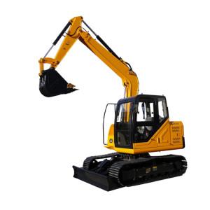 CE75E / الحفارة  / حفارة الزحافة / قدرة الباكت 0.28 مكعب / وزن التشغيل 7.5 طن  / SINO-CEM