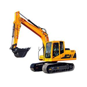 JY615E / الحفارة  / حفارة الزحافة / قدرة الباكت 0.6 مكعب / وزن التشغيل 14.7طن  / SINO-CEM