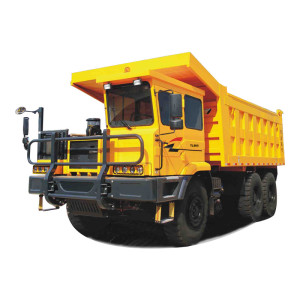 TL855B / TL855C off-road wide-body dump truck| 6x4 mining dumper truck with cummins engine for sale | HENGLIDA earthmoving and mining equipment | www.henglida-china.com