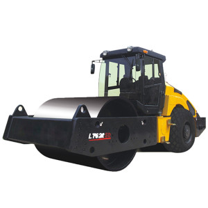 LT618SD / LT620SD / LT622SD / LT626SD mechanical driven  vibratory road roller ( CE ) | front drum & smooth rear tires | road construction machinery | china henglida road construction machinery