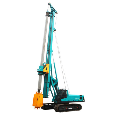 SWDM series 160, 200, 220, 260  rotary drilling machine | China high quality hydraulic rotary drilling equipment | HENGLIDA-piling & drilling equipment supplier