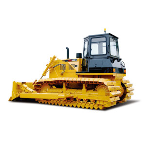 TYS160 hydraulic crawler bulldozer   120kw (160HP)   19.2 ton operating weight    HENGLIDA TY series hydraulic crawler bulldozer   Komatsu technology bulldozer