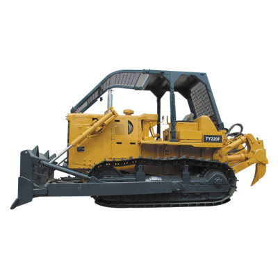TY220F   hydraulic crawler bulldozer |  (220HP) | 23.4 ton operating weight |  HENGLIDA TY series hydraulic crawler bulldozer | Komatsu technology bulldozer