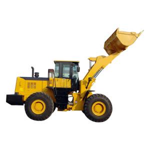 Hot sale WL955 5 ton, 3m3 wheel loader | 5 ton rated load | cummins engine | hot sale wheel loader | quality wheel loader