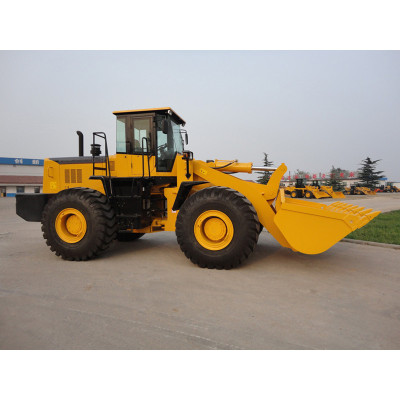 WL867 wheel loader | 3.3m3 bucket | 6 ton rated load | heavy duty loader | cheap loader | construction machinery and equipment manufacturer