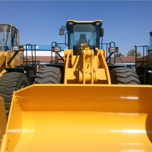 WL867 wheel loader   3.3m3 bucket   6 ton rated load   heavy duty loader   cheap loader   construction machinery and equipment manufacturer