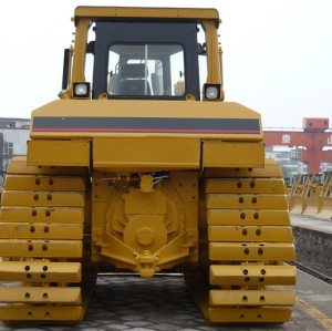 SD7N-LGP hydraulic crawler bulldozer | 230HP | 26.1 ton operating weight |  HENGLIDA TY series hydraulic crawler bulldozer | Komatsu technology bulldozer