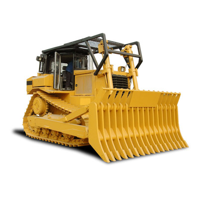 SD8N hydraulic crawler bulldozer | 320HP | 37.3 ton operating weight |  HENGLIDA TY series hydraulic crawler bulldozer | Komatsu technology bulldozer
