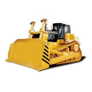 SD9 hydraulic crawler bulldozer   430HP   44.6 ton operating weight    HENGLIDA TY series hydraulic crawler bulldozer   Komatsu technology bulldozer