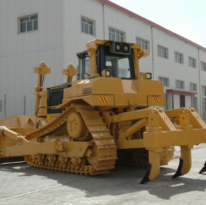SD9 hydraulic crawler bulldozer | 430HP | 44.6 ton operating weight |  HENGLIDA TY series hydraulic crawler bulldozer | Komatsu technology bulldozer
