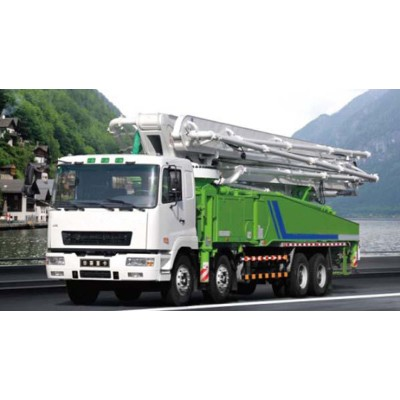 AH5290THB-39  39m truck-mounted concrete boom pump| concrete pump truck| 39m Placing height