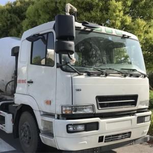 AH5160GJB1L5 6m3 concrete mixer truck   concrete agitator   volumetric concrete mixer truck