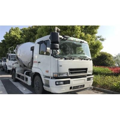 AH5160GJB1L5 6m3 concrete mixer truck|  concrete agitator | volumetric concrete mixer truck