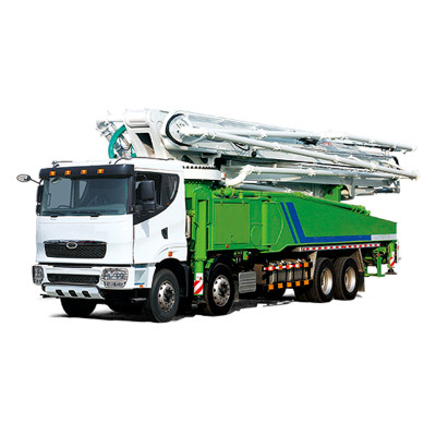 AH5430THB0L4-56  56m concrete pump truck| vehicle of concrete pumping| 56m Placing height