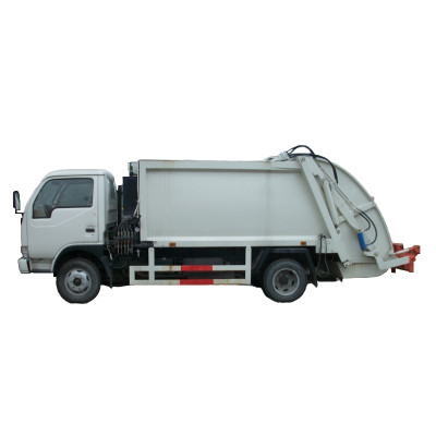 JDF5070ZYSE5  GARBAGE COMPACTOR TRUCK | 5m3  refuse collection vehicle |  compression refuse collector