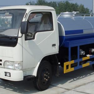 EQ1060TJ20D3 WATER TANK TRUCK | 3000-5000L street sprinkler| street cleanout sprinkler