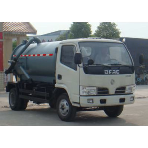 JDF5060GXW VACUUM SEWAGE  SUCTION TRUCK| 5000L suction sewage truck