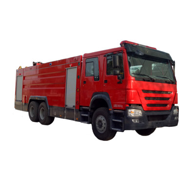 JDF5314GXFSG160 water and foam  fire truck   8m3 water tank and 4m3 doam tank   16ton firefighting and truck
