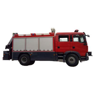 JDF5130TXFJY120 FIREFIGHTING RESCUE TRUCK  Rescue truck Emergency rescue fire vchicle