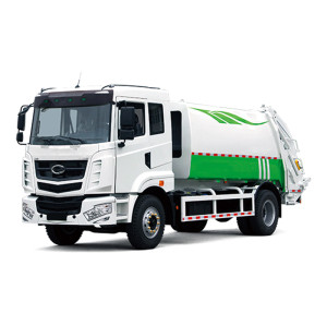 AH5160ZYS0L5 Garbage Compression Vehicle | 12m3  dustcart| waste compactors