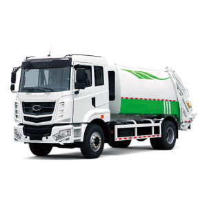 AH5250ZYS0L5 rubbish collector  20m3  garbage truck    refuse collection vehicle