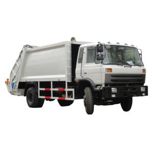 JDF5160ZYSE  compressed rubbish vehicle |13-15m3  dustcart| waste compactors