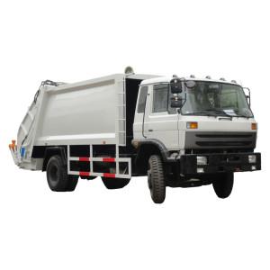 JDF5160ZYSE5  compressed rubbish vehicle  13-15m3  dustcart  waste compactors