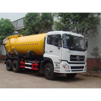 JDF5250GXWDFL hot sale  vacuum sewage suction truck| 15000-18000L suction sewage truck
