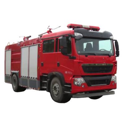 JDF5190GXFGP70/Z WATER-FOAM-POWDER FIRE TRUCK   3M3 water tank,3M3 foam tankand 2M3 power tank firefighting and truck