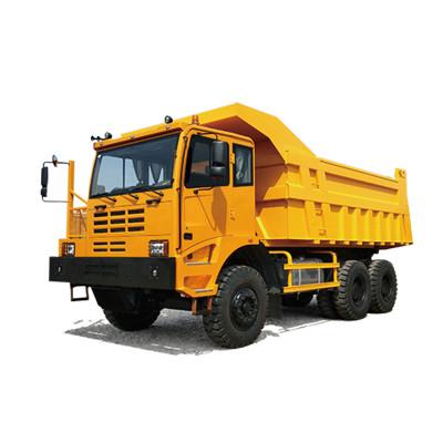90 Ton Off-highway Trucks| 6x4 mining dumper truck with cummins engine for sale | HENGLIDA earthmoving and mining equipment | www.henglida-china.com