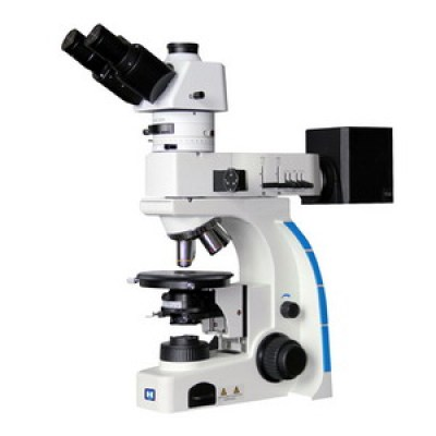 Trinocular Polarization Microscope