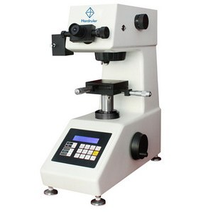 Motorized Micro-Vickers Hardness Tester