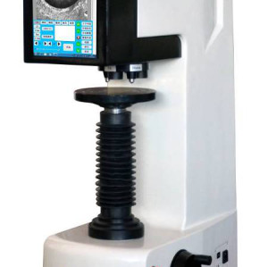 Fully automatic three indenters digital Brinell hardness tester