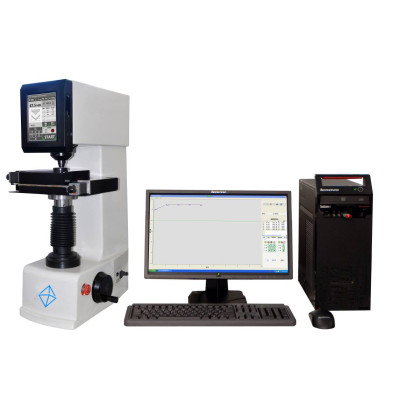 Fully automatic Rockwell hardness tester