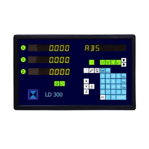 3 axis Digital Readout System