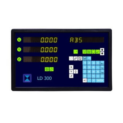 2 axis Digital Readout System
