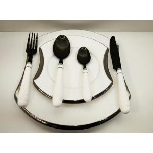 New design ceramic handle cutlery set