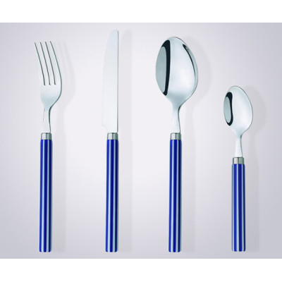 18 0 and 18/10 Stainless Steel Spoon & Fork