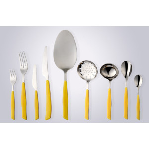 Curved Cathylin french flatware