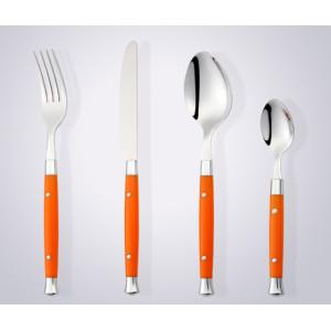 mirror polish inox cutlery set